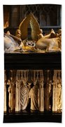 Palace Dijon - Salle De Gardes Bath Towel