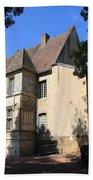 Palace Of Abbot Jacques D'amboise Bath Towel