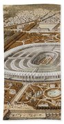 Palace Of The Universal Exhibition In Paris Bath Towel