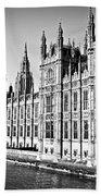 Palace Of Westminster Bath Towel