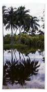 Palm Island I Bath Towel