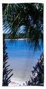 Palm Trees Of Gulf Breeze Bath Towel