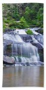 Panther Creek Falls Bath Towel