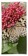 Paper Kite Butterfly Bath Towel