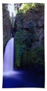 Paradise Pours Wanclella Falls Oregon Bath Towel