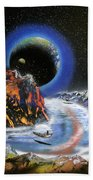 Parallel World  Bath Towel