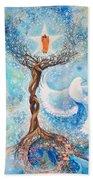 Paramhansa Yogananda - Mist Bath Towel