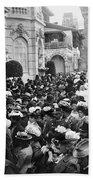 Paris Exposition, 1900 Bath Towel