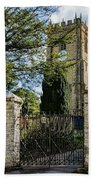Parish Church Of St Candida And Holy Cross Bath Towel