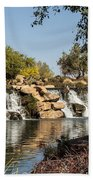 Park Reflections Bath Towel