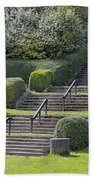 Park Stairs Bath Towel