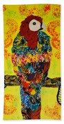 Parrot Oshun Bath Towel
