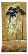 Parting Of Ways By Madart Bath Towel