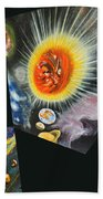 Parts Of Universe Hand Towel