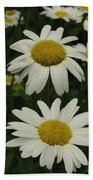 Patch Of Daisies Bath Towel