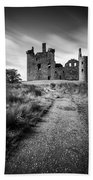 Path To Kilchurn Castle Bath Towel