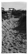 Pathway Through The Dunes Bath Towel