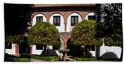 Patio Del Museo Cordobes De Bellas Bath Towel