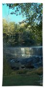 Patsiliga Creek Falls Bath Towel