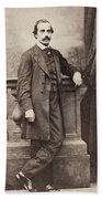 Paul Duchaillu (1831-1903) Hand Towel