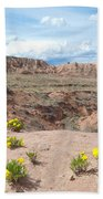 Pawnee Buttes Colorado Hand Towel
