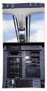 Pc 12 Cockpit Bath Towel