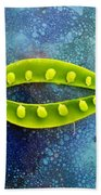 Pea Pod Bath Towel