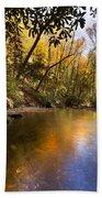 Peace Like A River Bath Towel