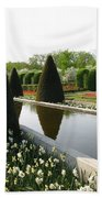 Peace Upon You. Keukenhof In Spring Bath Towel