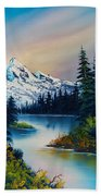 Tranquil Reflections Bath Towel