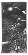 Pen And Ink World 5 Bath Towel