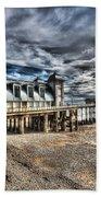 Penarth Pier 6 Bath Towel