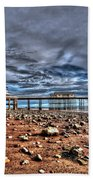 Penarth Pier 7 Bath Towel