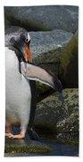 Penguin Ballet... Bath Towel