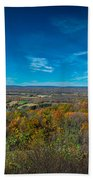 Pennsylvania Autumn Bath Towel