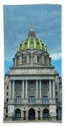 Pennsylvania State Capitol Bath Towel