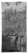 Pennyfield Lock Chesapeake And Ohio Canal Bath Towel