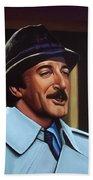 Peter Sellers As Inspector Clouseau  Hand Towel