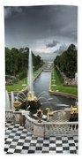 Peterhof Palace Bath Towel