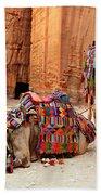 Petra Camels Bath Towel