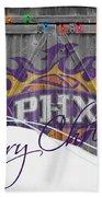 Phoenix Suns Bath Towel