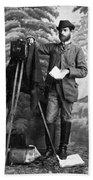 Photographer, 1900 Bath Towel