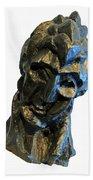 Picasso's Head Of A Woman -- Fernande Bath Towel