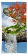 Piece Of Nature Bath Towel