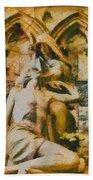 Pieta Masterpiece Bath Towel