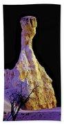 Pillar Of Gold - Bryce Canyon Hand Towel