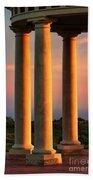 Pillars Of Life Bath Towel
