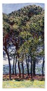 Pines Bath Towel