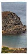 Pinnacle Rock Galapagos Bath Towel