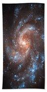 Pinwheel Galaxy Bath Towel